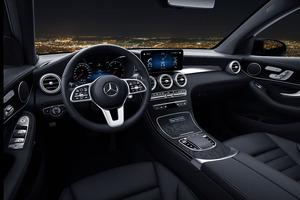 メルセデス・ベンツ「GLC220d4MATIC」の特別仕様車「マグノナイト・エディション」を発売
