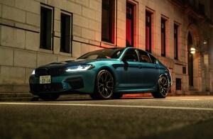 スポーツカーにドアを4枚与えたら──新型BMW M5試乗記