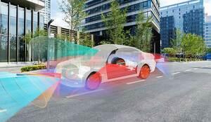 サプライヤー大手のアプティブが次世代の自動運転プラットフォームを発表