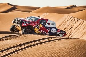 「ルールが変わらない限りもうダカールには出たくない」トヨタのアル-アティヤ、4WD不利の現状に苦言