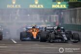 角田裕毅、F1での自己最高位を更新する7位も「最終的な順位には少し不満」|F1アゼルバイジャンGP