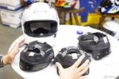 ヘルメットが臭い…ヘルメットの正しい清掃方法とは