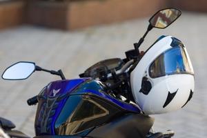ヘルメットはなぜ盗まれる?盗まれたときはバイクに乗って帰れるの?