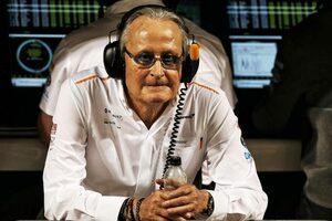 マクラーレン株主のマンスール・オジェが68歳で亡くなる。TAGを率い多くのタイトルに貢献