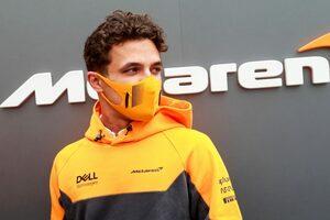 ノリス5位「満足の結果。1周目は不運だったがいいリカバリーができた」マクラーレン/F1第6戦