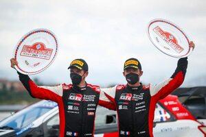 今季3勝目挙げたオジエ「この結果は想像していなかった」/WRC第5戦イタリア デイ3後コメント