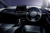トヨタ C-HRにブラック調の特別仕様車を設定