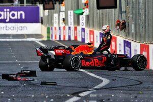 フェルスタッペンに不運なタイヤトラブル「勝利を目前にリタイア…時々このスポーツが嫌いになる」F1第6戦