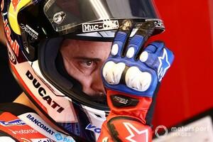 """【MotoGP】ドヴィツィオーゾ、8年間のドゥカティ生活に「""""一部の人""""よりは満足している」とチクり"""