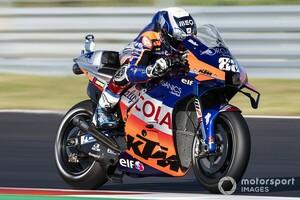 "MotoGPポルトガル決勝:独走オリベイラ、母国で""完璧な""勝利。中上貴晶、見事な追い上げで5位"