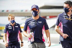 レーシングポイントF1離脱のペレス、契約解除は予想外だったと明かす「オーナーから突然電話がかかってきた」