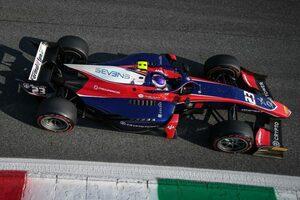 FIA-F2:佐藤万璃音、モンツァ戦はトラブルに泣く。「信じがたい不運でした」