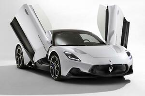 【レース由来のスーパーカー】マセラティMC20 3.0L V6は630ps 2021年発売へ