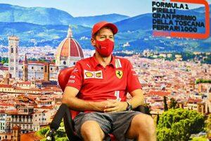 F1トスカーナGP木曜会見(3):「やりがいを感じたから、この決断を下した」引退も頭をよぎったベッテル