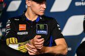 腕上がりの手術を受けたクアルタラロ「傷口が少し伸びているけど走行に問題はないと思う」/MotoGP第5戦フランスGP