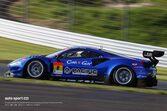 "【GT300マシンフォーカス】『空力と粘り』が持ち味の最新フェラーリ488 GT3""EVO"""