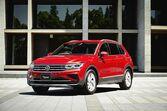 VWジャパン、「ティグアン」を一部改良 パワートレイン一新 高性能モデル「R」新設定