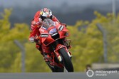 MotoGPフランスFP1:ジャック・ミラー、2連勝に向けトップタイムで好発進。母国戦ザルコ2番手