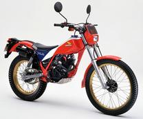【名車図鑑】車重わずか90kg!1983年にデビューしたホンダの超軽量トライアルバイク「TLR200」