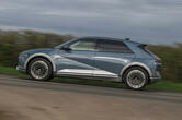 【ブランドイメージを再構築】ヒュンダイ・アイオニック5 試作車へ試乗 純EVの個性 前編