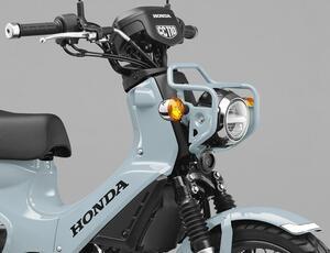 限定2000台! ホンダが水色の「クロスカブ110」〈プコブルー〉カラーを発売