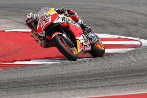 """【MotoGP】マルク・マルケス「怪我からの回復が""""遅すぎる""""」右回りのミサノではトップ5が目標に"""