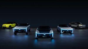ホンダが中国における電動車事業の総合戦略と新型電気自動車を発表