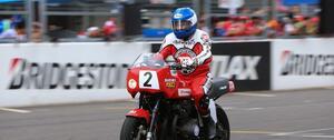 <訃報> AMAスーパーバイクチャンピオン 逝く~65歳 クーリーさん、早すぎます……