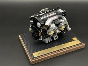 日下エンジニアリング製「1/6スケールRB26エンジンモデル」が進化! 最新技術でよりリアルになった2モデルが登場