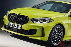駆けぬける歓びが激進化! BMW改良新型「M135i」が 欧州で登場