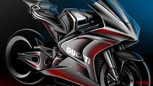 ドゥカティが電動レーサーを開発! 2023年シーズンからMotoEにマシンを供給