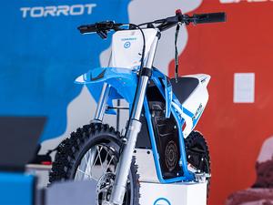 【トロット】電動モーターサイクルメーカー「TORROT」社製キッズバイクの予約販売を10月下旬より開始