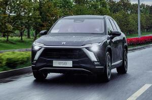 【過去最高の中国車】ニオES8へ試乗 2021年から欧州に展開 550psと500kmの純EV