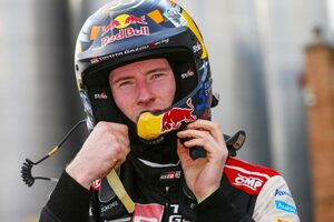 2番手エバンス「自信の欠如がタイムに表れてしまった」/WRC第11戦スペイン デイ2後コメント