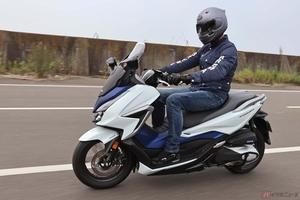 the「燃費」優れた環境性能と力強い走り ホンダの250スクーター「フォルツァ」の燃費性能は?