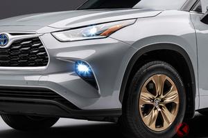 高級感爆アゲ! トヨタ新型SUV「ハイランダー ブロンズエディション」年内発売! 煌びやかな内外装で米で登場