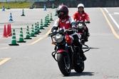 リターンしたママライダーがバイクを安全に楽しむため、ホンダのバイクのスクール(HMS)に参加してみました!【実技編】