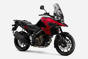 スズキ「Vストローム1050」【1分で読める 2021年に新車で購入可能なバイク紹介】