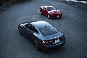 【比較試乗】「BMW 4シリーズ・クーペ×シボレー・カマロ」コイツこそが内燃機関の極みだ!