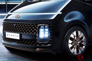「オラ顔と無縁」新型MPV「スターリア」の個性派デザインに賛否両論! 否定派から「日本車も…」の声