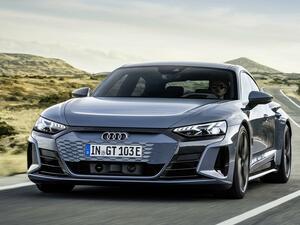 アウディのフラッグシップEV、eトロン GT クワトロ/RS eトロンGTが登場。2021年秋に販売開始