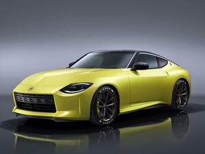 日産が新型フェアレディZのプロトタイプを公開。市販モデルもこのままのスタイルで登場か!?