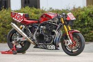ACサンクチュアリー Z RACERIII(RCM-USA A16)空冷Z最強・最速に挑戦するTOTレーサー【Heritage&Legends】