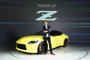6速MT、V6ツインターボ搭載…【新型 フェアレディZ プロトタイプ】デザインはこれでほぼ完成?どんな車になる?
