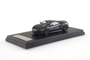 「和製スーパーカーが1/64サイズに!」アオシマからNSXの高精度ダイキャストモデルが登場