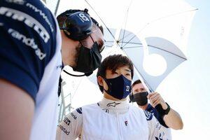 角田裕毅10位で今季4度目の入賞「プランどおりにうまくやれた。厳しかった週末に得点できてうれしい」/F1第10戦決勝