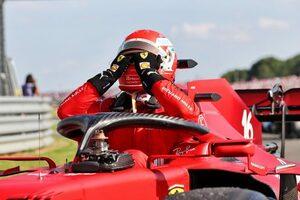 ルクレール「最後の最後に勝利を失った。悔しいがペースが良かったことはポジティブ」フェラーリ/F1第10戦