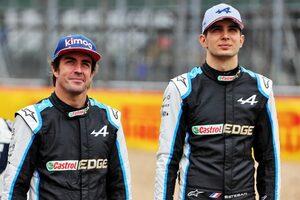 アロンソ「文句なしのレース運びができた」アルピーヌがダブル入賞/F1第10戦