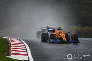 """難コンディションが混沌を生み出したトルコGP。しかし""""F1のDNA""""からは反していた?「速いマシンが先頭を走るべき」とマクラーレン代表"""