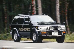 【クロカン列伝19 テラノ R50編】テラノにR32型スカイラインGT-Rの4WDシステムを投入